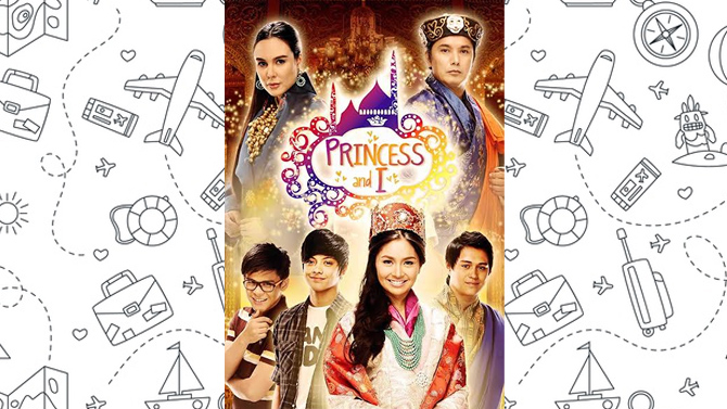Kapamilya teleseryes that showcased the beauty of other countries  6