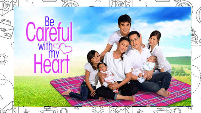 Kapamilya teleseryes that showcased the beauty of other countries  7