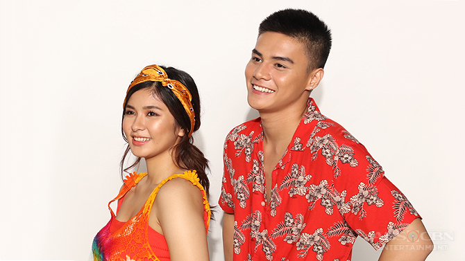Ronnie Alonte says first major film with Loisa Andalio a dream come true  1
