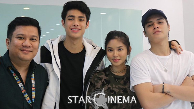 Donny Pangilinan feels grateful blessed for James Pat Dave stint 1