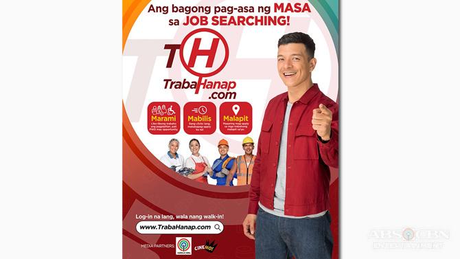 ABS CBN helps Pinoys find jobs via new Trabahanap  4