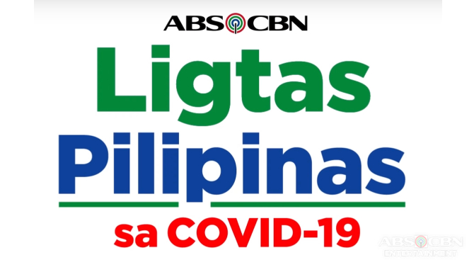 ABS CBN s Ligtas Pilipinas campaign helps educate Filipinos on COVID 19 1