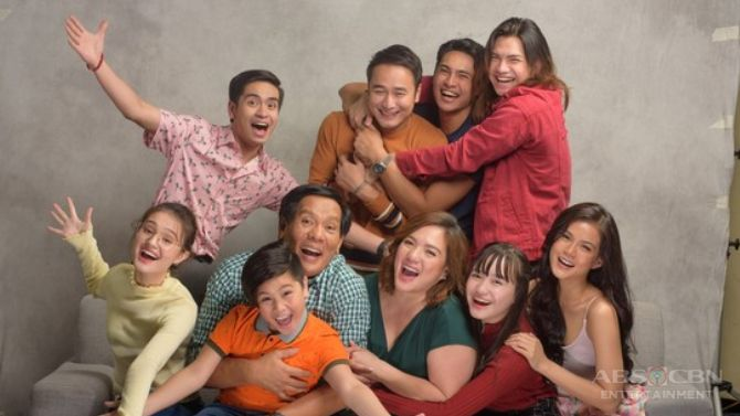 10 teleserye families who inspired viewers with their unity resiliency and unconditional love 1