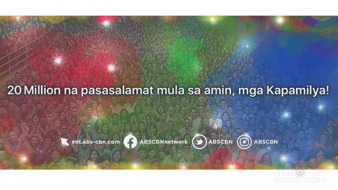 ABS CBN s Entertainment digital universe brings hope inspiration empowerment to tens of millions of Kapamilyas worldwide 2