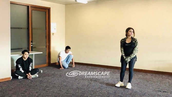 IN PHOTOS Ivana Alawi co actors join workshops to prepare for Ang Lihim Ni Ligaya roles 2