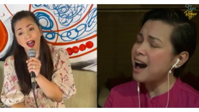 Regine s remarkable digital concert amasses Php4 2 million in one night for Bantay Bata 163 5