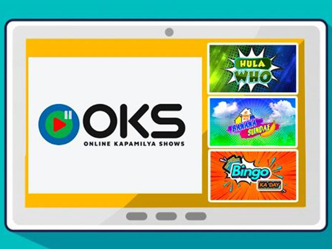 ABS CBN expands digital presence with Online Kapamilya Shows OKS  3