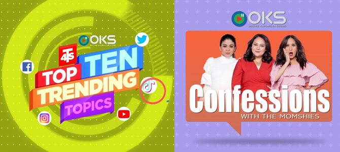 ABS CBN expands digital presence with Online Kapamilya Shows OKS  5