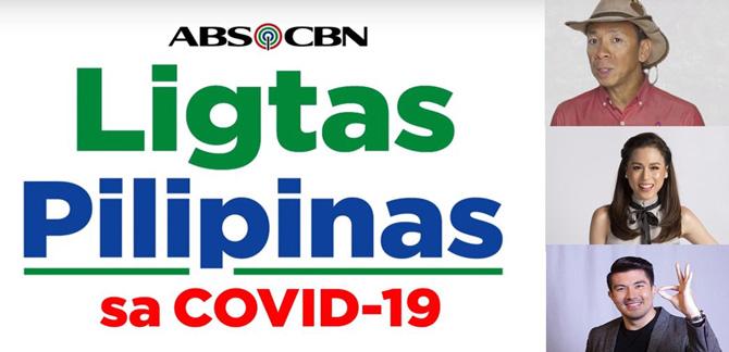 Paano naglilingkod ang ABS CBN sa Pilipino laban sa COVID 19 1