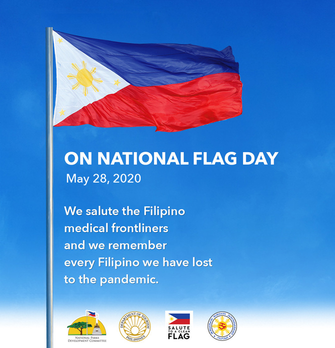 Raise your flags Philippines  1