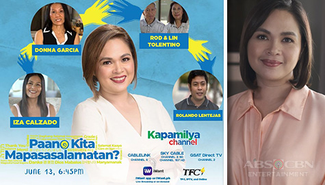 "Juday highlights heartwarming acts of kindness in ""Paano Kita Mapapasalamatan"" on Kapamilya channel"