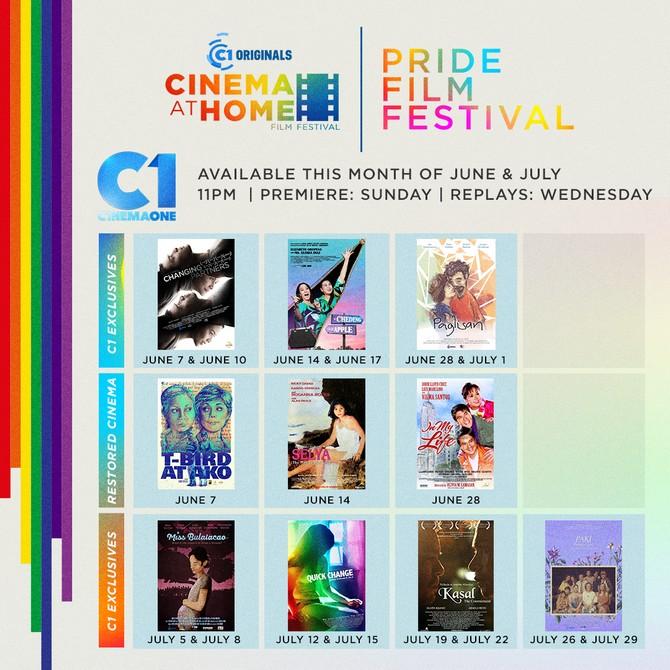 C1 Originals celebrates Pride Month in virtual film fest Cinema At Home  1