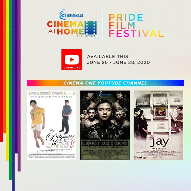 C1 Originals celebrates Pride Month in virtual film fest Cinema At Home  5
