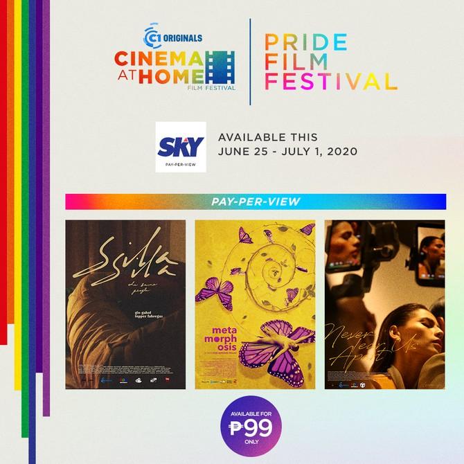 C1 Originals celebrates Pride Month in virtual film fest Cinema At Home  4