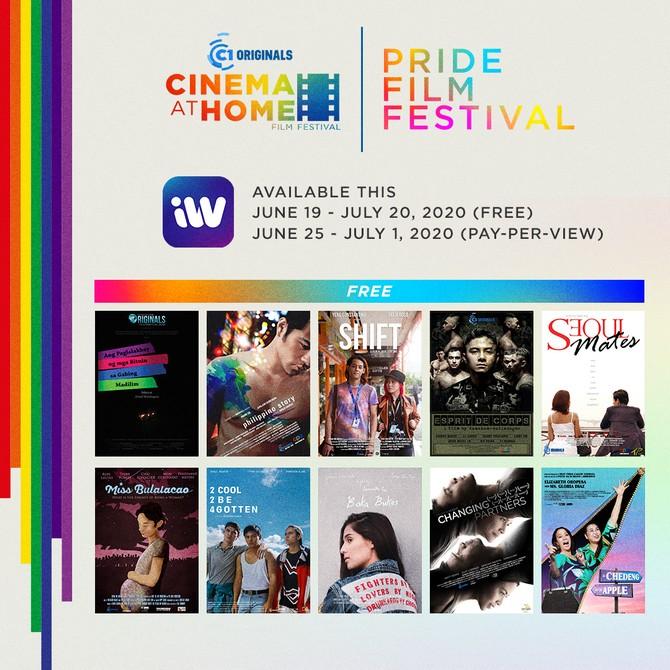 C1 Originals celebrates Pride Month in virtual film fest Cinema At Home  2