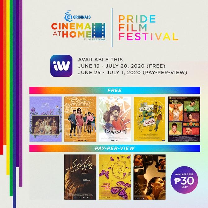 C1 Originals celebrates Pride Month in virtual film fest Cinema At Home  3