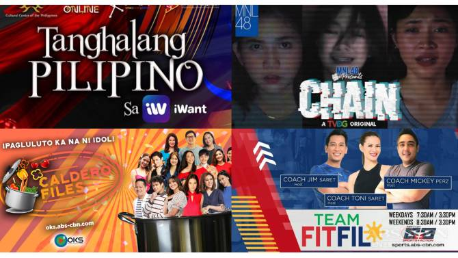 Learn Love Express Your complete guide to ABS CBN s wide array of digital shows 3