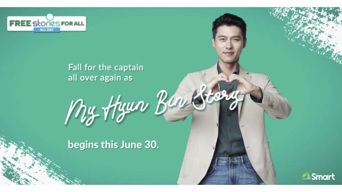 Bring Hyun Bin closer to your heart with MyHyunBinStory 1