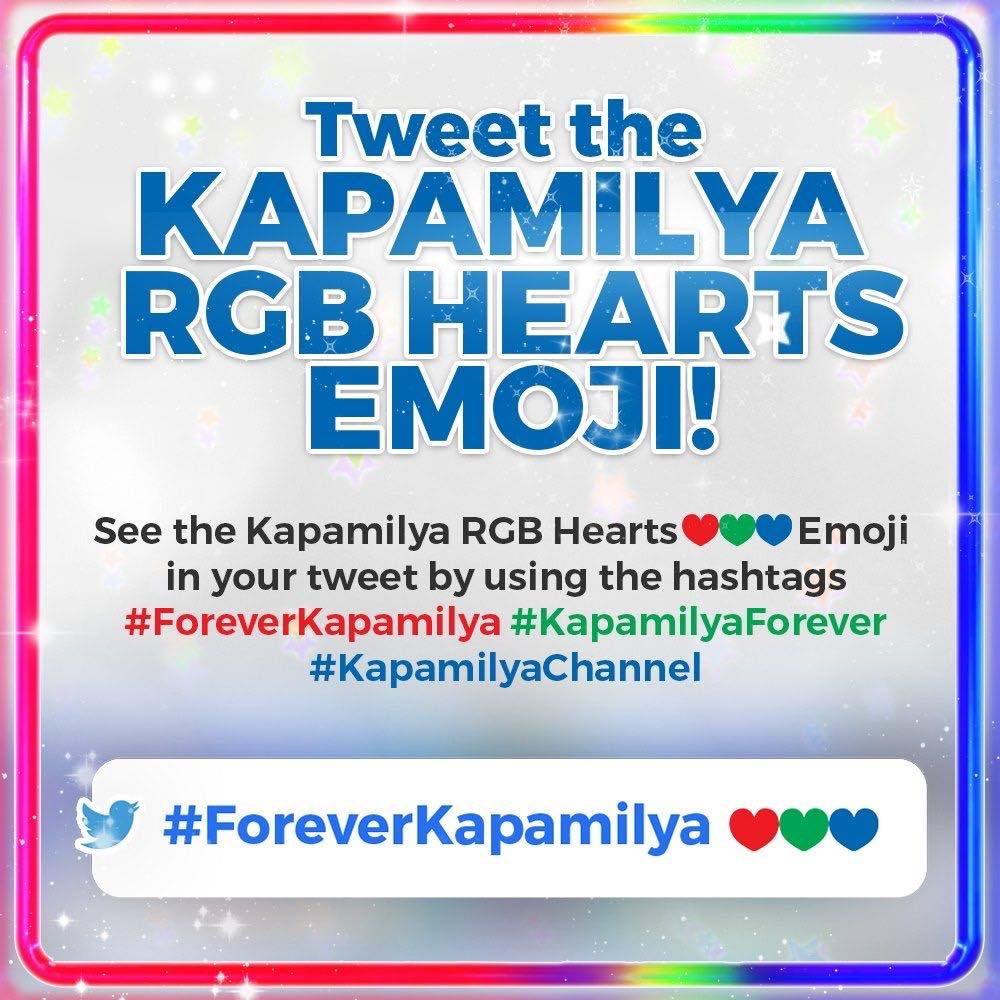 RGB hearts fill Twitter as netizens show love support to ABS CBN 1