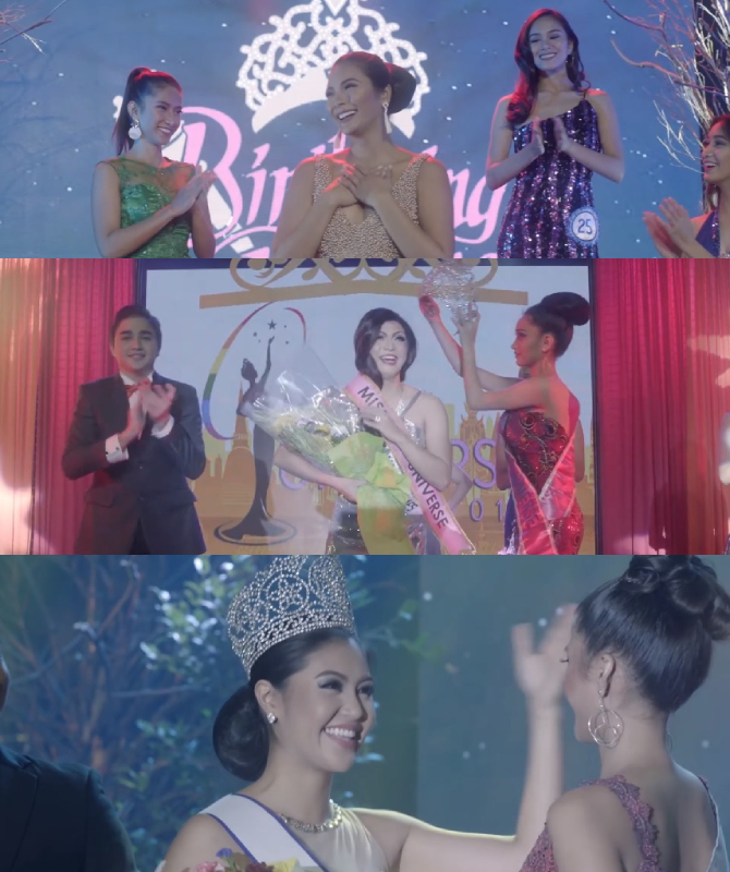 Gloria Maxine Winwyn Ross and Maris uphold family legacy in iWant s Beauty Queens  3