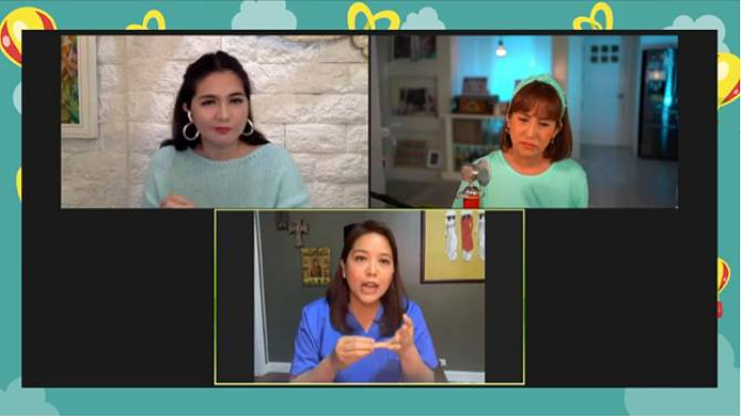 The best for babies Jolina and Dimples talk about Triple Pwet ection babies health 1