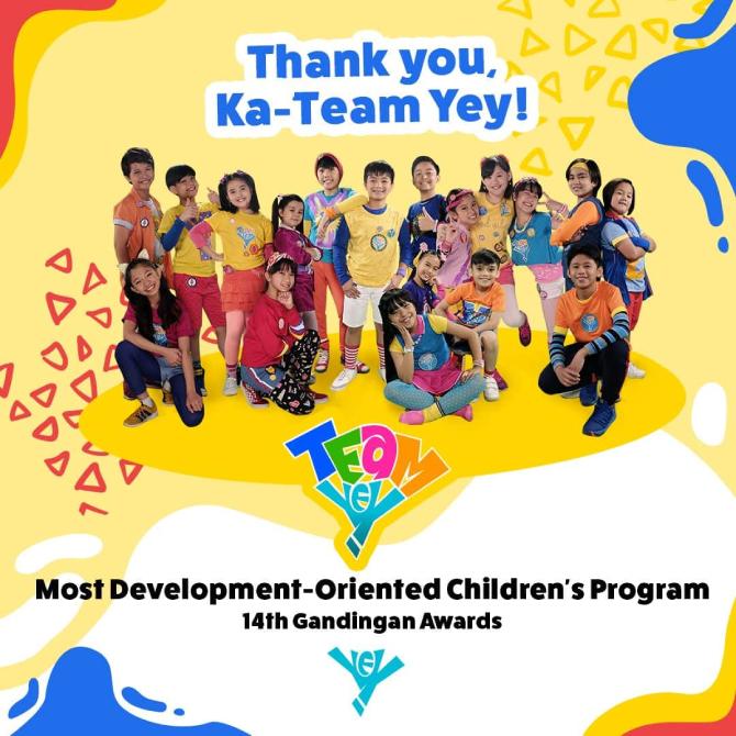 Team YeY wins at UPLB s Gandingan Awards 1