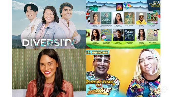 Keep moving forward with ABS CBN s digital shows this August 2