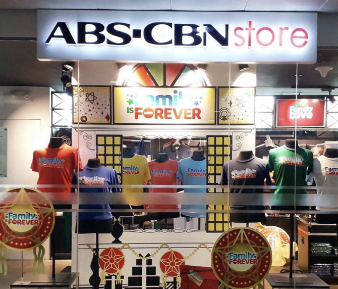 ABS CBN Studio Tours Store and Studio Experience cease operations 3