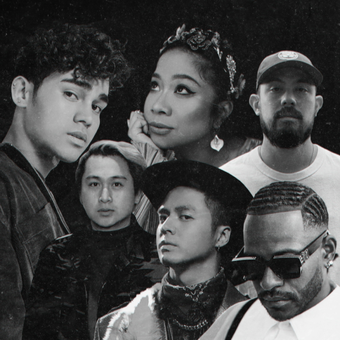 ABS CBN s Tarsier Records unites Asian and American artists in new song RISE  1