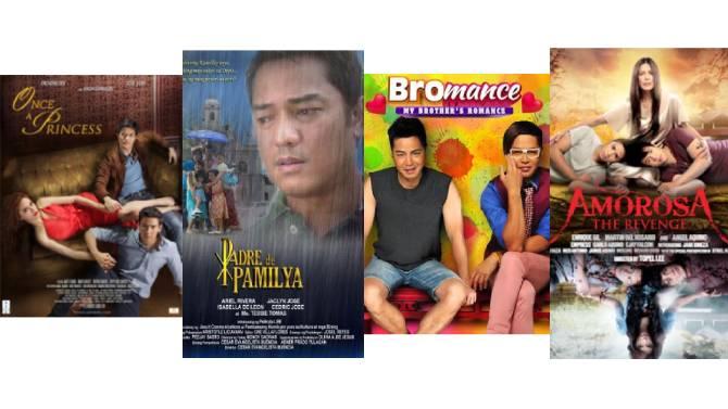 15 free fims to watch on Star Cinema Cinema One Youtube channels via Super Stream 6