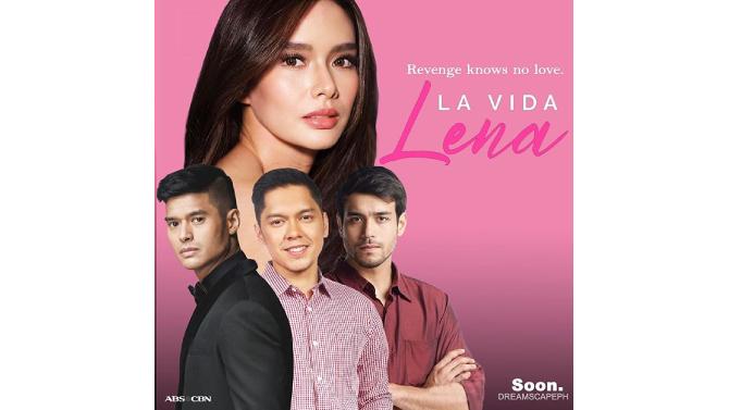 Dreamscape announces comebacking Erich Gonzales stellar cast in La Vida Lena 2