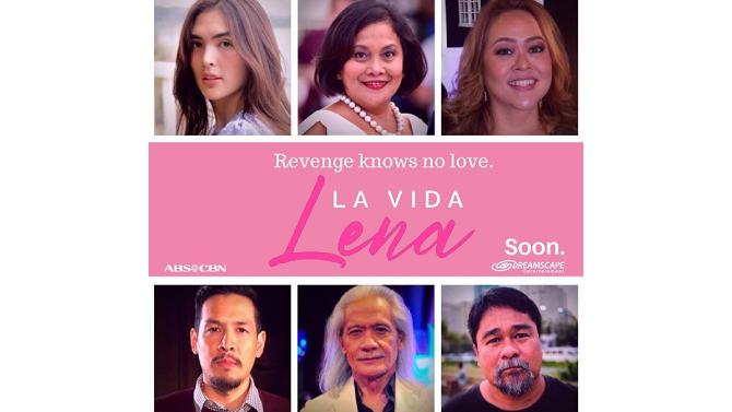 Dreamscape announces comebacking Erich Gonzales stellar cast in La Vida Lena 4