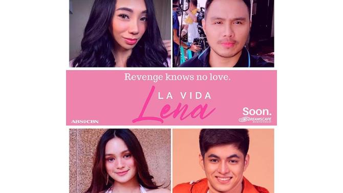 Dreamscape announces comebacking Erich Gonzales stellar cast in La Vida Lena 5