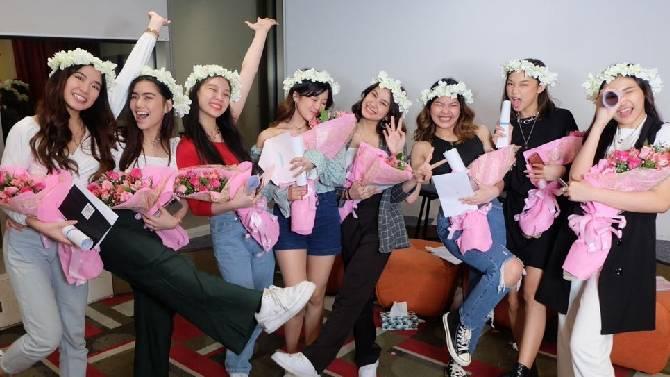 Star Hunt Academy girl trainees graduate set to blaze P pop trail 2