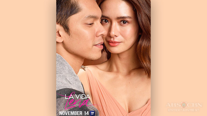 Erich uses love and beauty to fight back in La Vida Lena on iWant TFC 2