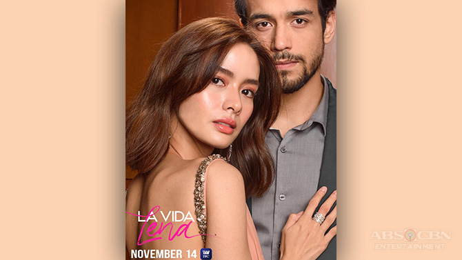 Erich uses love and beauty to fight back in La Vida Lena on iWant TFC 3