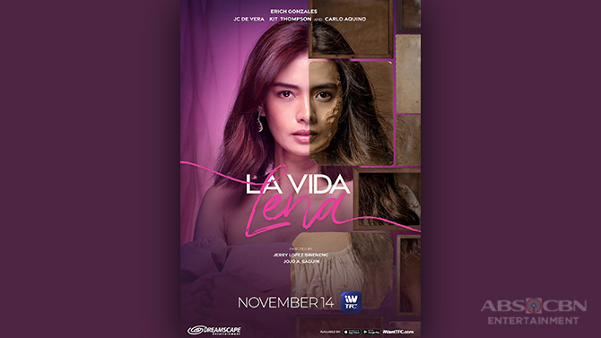 Erich uses love and beauty to fight back in La Vida Lena on iWant TFC 1