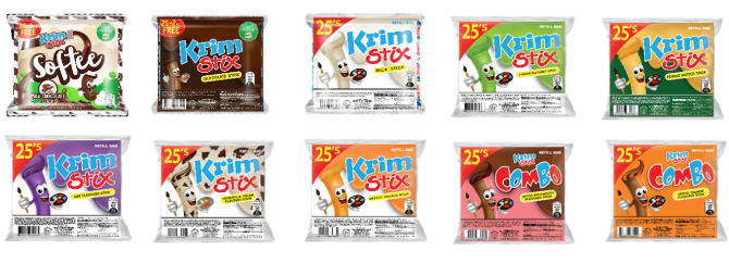 Team Yey makes snack time more delightful and exciting with Krimstix Softee  1