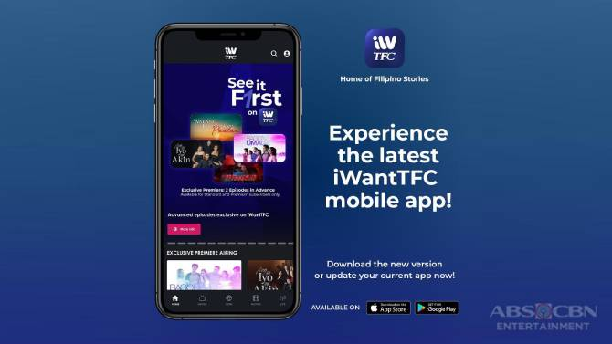 ABS CBN launches new iWantTFC streaming service for Filipinos worldwide 3
