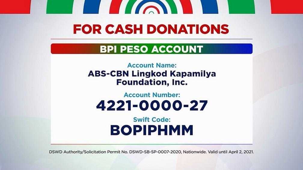 ABS CBN Sagip Kapamilya calls for solidarity launches Tulong Tulong sa Pag ahon campaign for typhoon victims 3