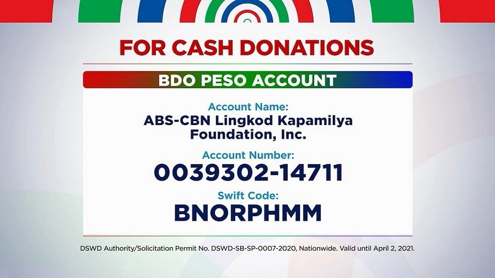 ABS CBN Sagip Kapamilya calls for solidarity launches Tulong Tulong sa Pag ahon campaign for typhoon victims 4