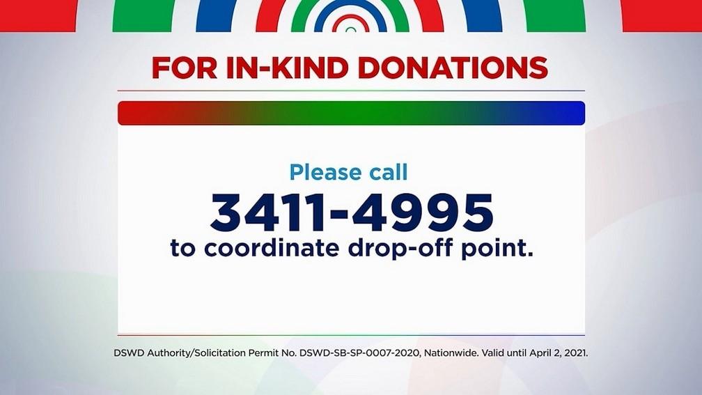 ABS CBN Sagip Kapamilya calls for solidarity launches Tulong Tulong sa Pag ahon campaign for typhoon victims 5