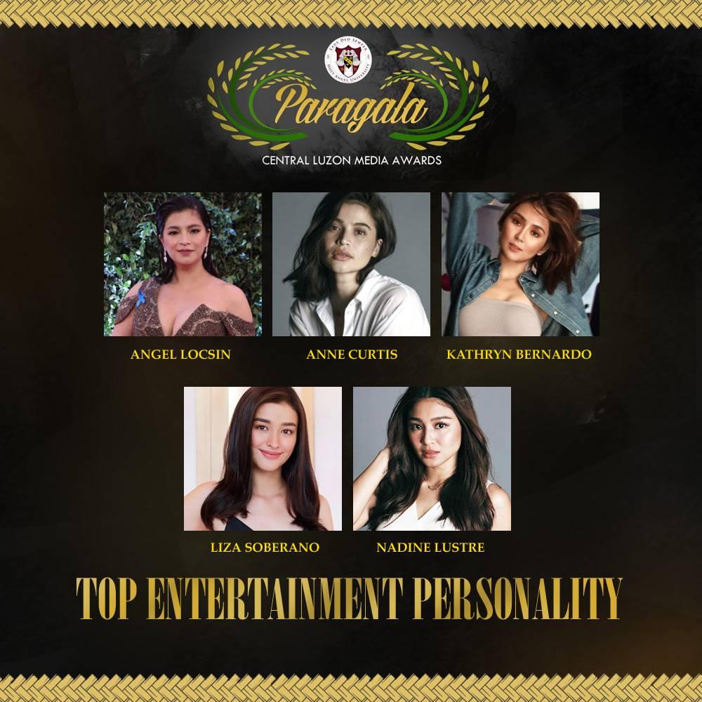 ABS CBN Best TV Station sa ika pitong pagkakataon sa Paragala Central Luzon Media Awards 5