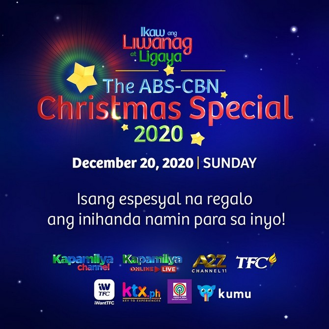 ABS CBN to raise funds for typhoon victims with multiplatform Christmas Special 1