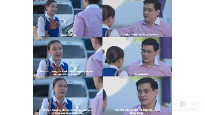 Back on iWant Good vibes and kilig from Be Careful With My Heart  3