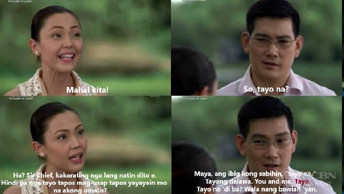 Back on iWant Good vibes and kilig from Be Careful With My Heart  6