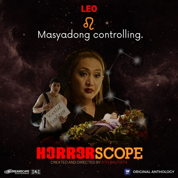 Charlie Dizon takes on first horror role in iWantTFC s horror anthology series Horrorscope  2