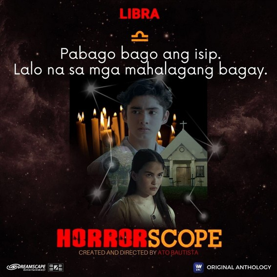 Charlie Dizon takes on first horror role in iWantTFC s horror anthology series Horrorscope  3