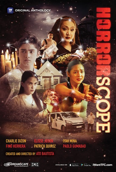 Charlie Dizon takes on first horror role in iWantTFC s horror anthology series Horrorscope  4