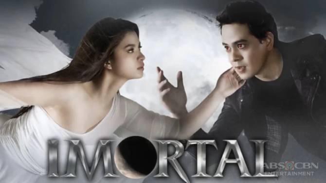 Pilot episodes Watch how the intense battles between wolves and vampires began in Lobo Imortal and La Luna Sangre  2